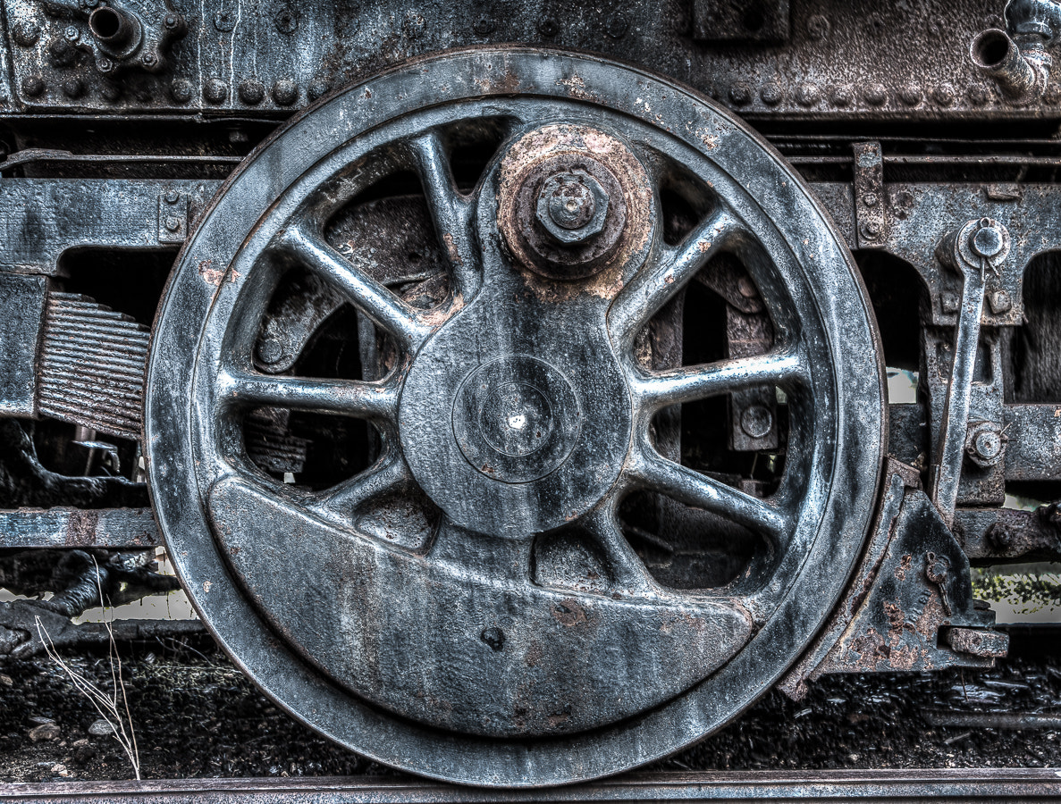 Photograph The Wheel by Stevan Tontich on 500px