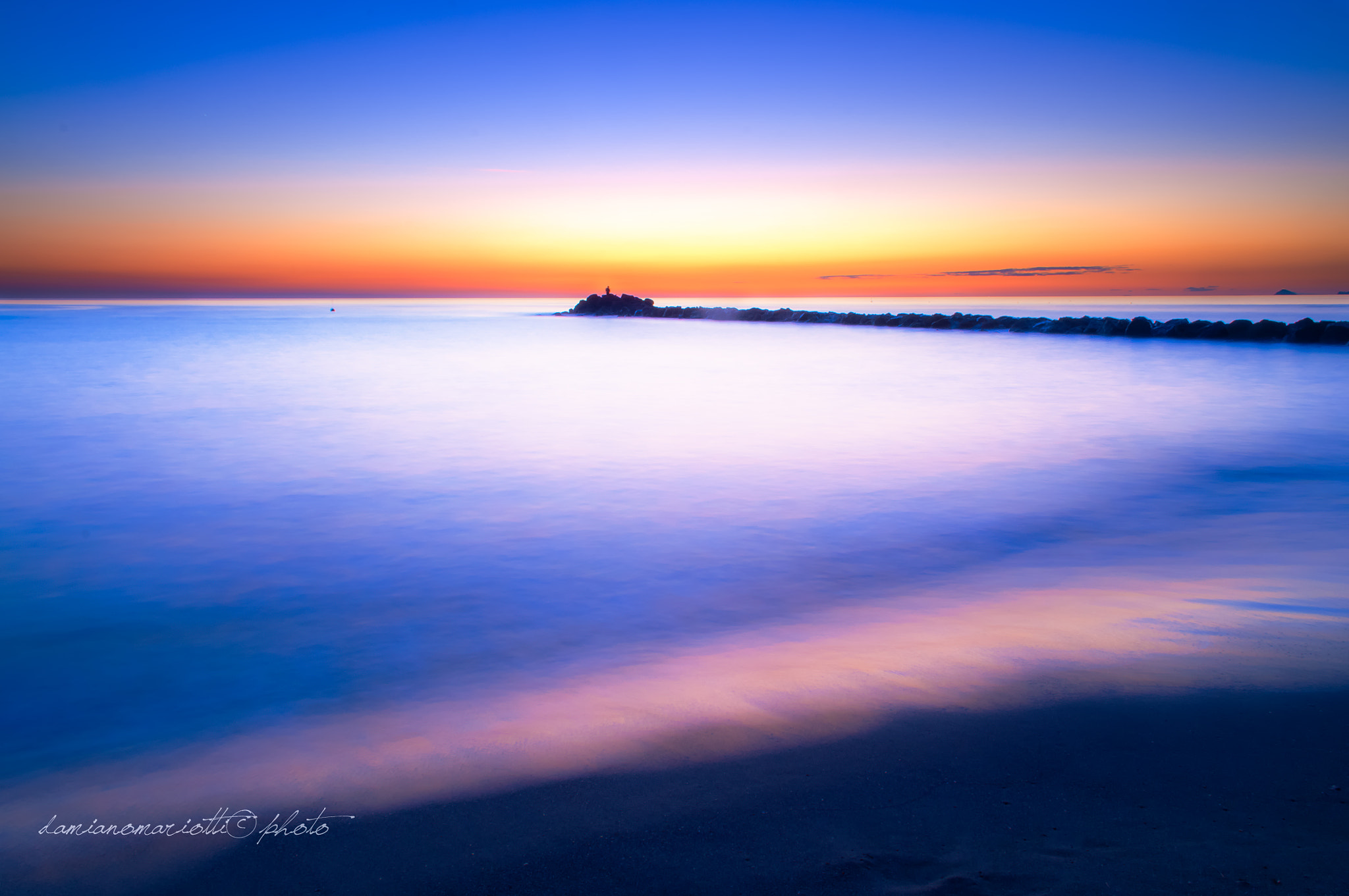 Photograph Tramonto by Damiano Mariotti on 500px