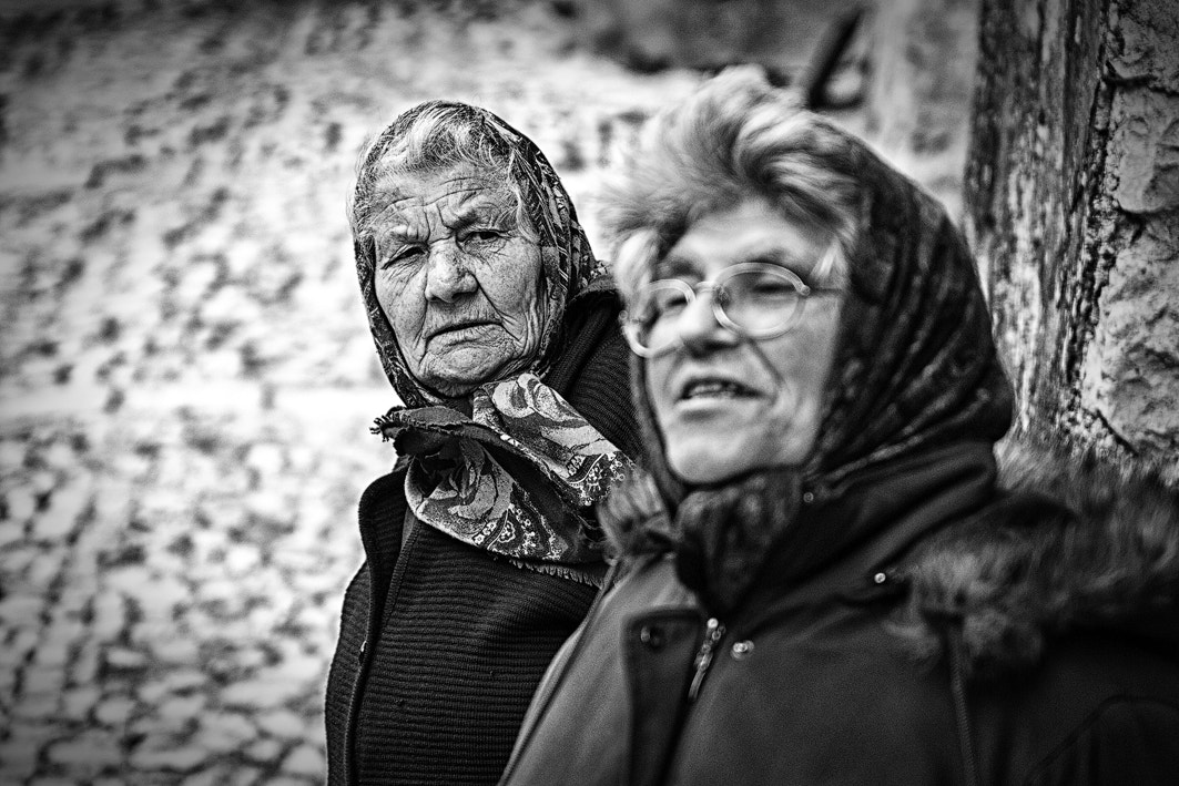 Photograph What are you saying?! by Luca Farnerari on 500px