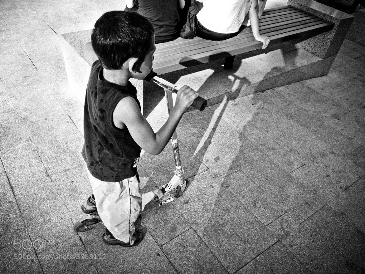 Photograph Kid by Uros Krunic on 500px