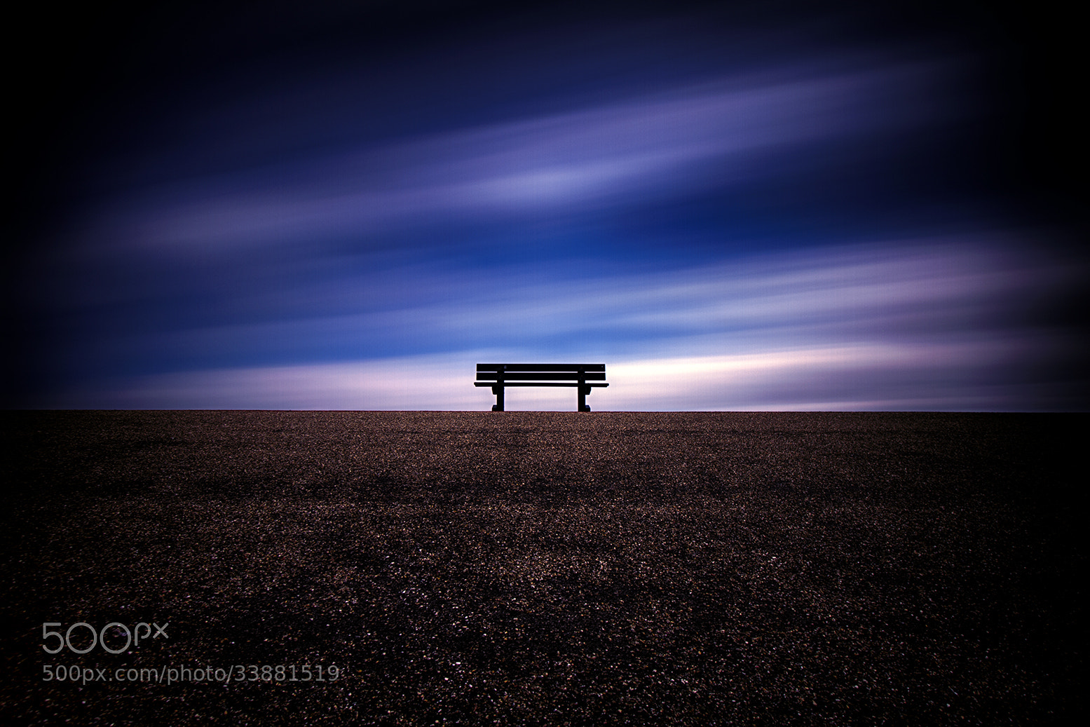 Photograph The bench by Kees Smans on 500px