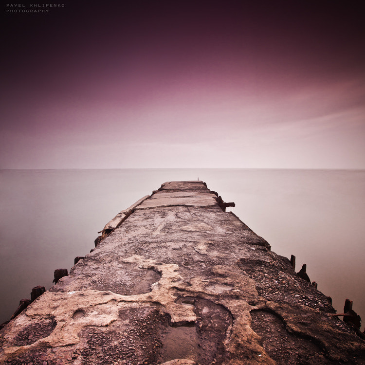 Photograph pier by Павел Хлыпенко on 500px