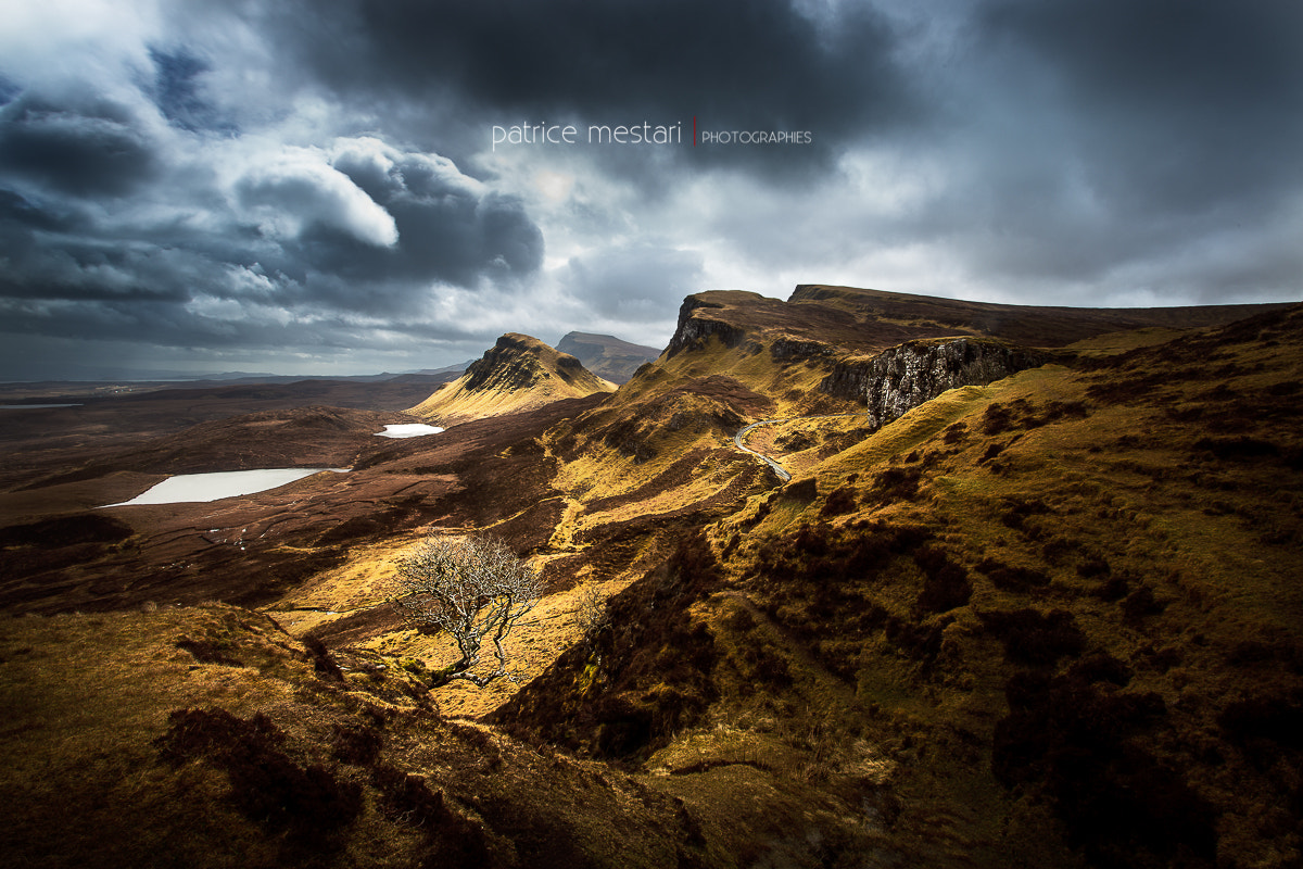 Photograph Quiraing - Isle of Skye - Ecosse by Patrice MESTARI on 500px