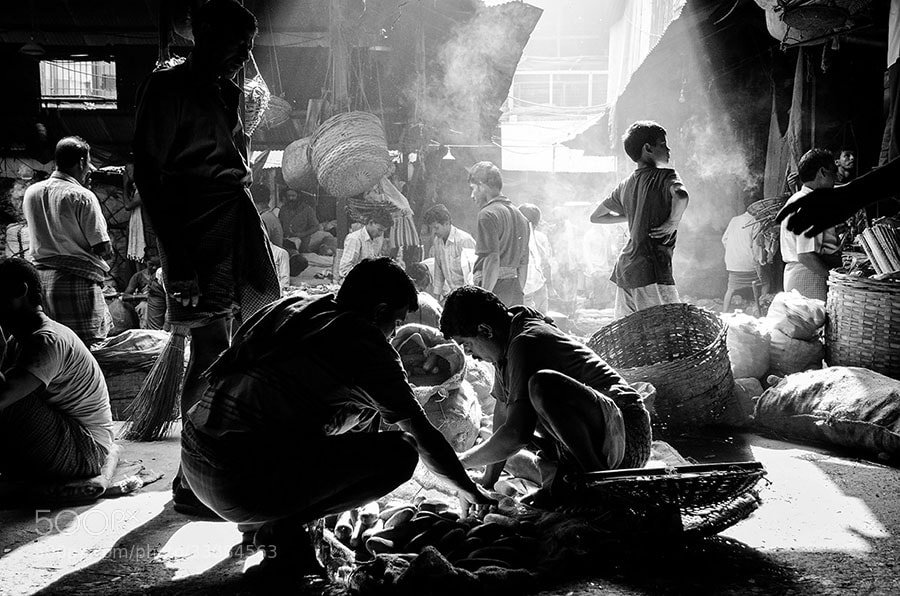 Photograph Vegetable market by Saumalya Ghosh on 500px