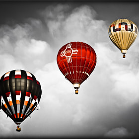 Up, Up & Away by Roger Armstrong (g_strong) on 500px.com