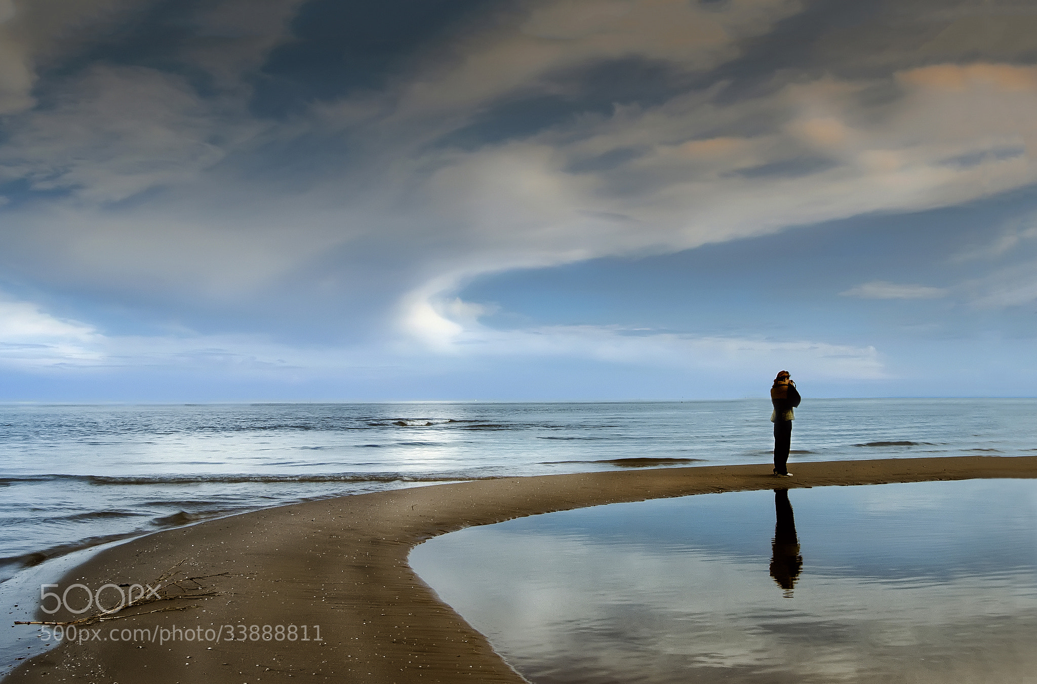 Photograph Mi mar y yo by ELE PUCH on 500px