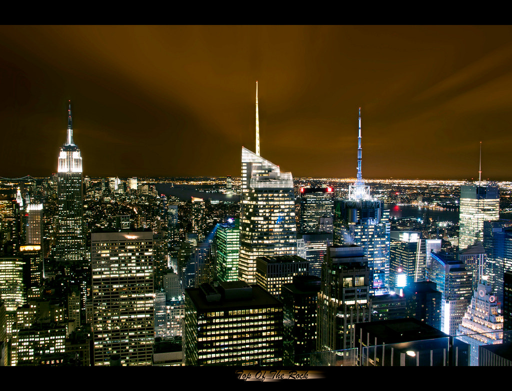 Photograph Top of The Rock by Manolo García Sánchez on 500px