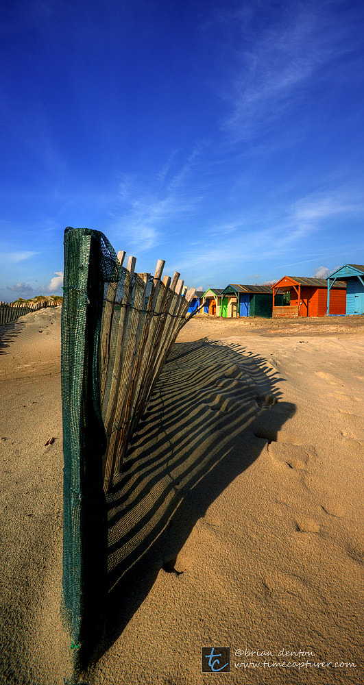Photograph the fence post by Brian Denton on 500px