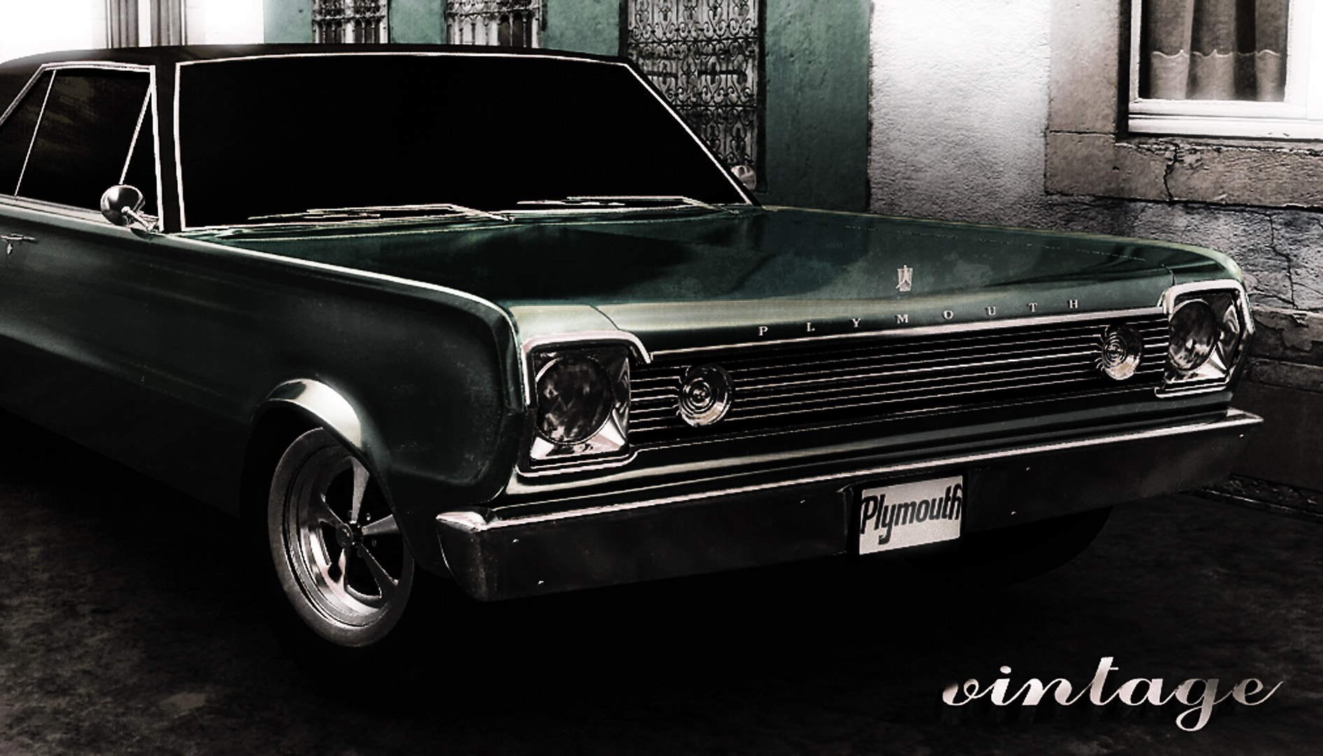 Photograph 1966 Plymouth Belvedere  by Eray Yavuz on 500px