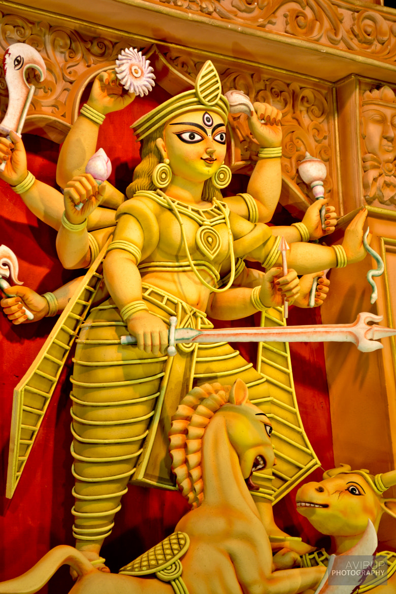 Photograph Maa Durga by Avirup Chatterjee on 500px