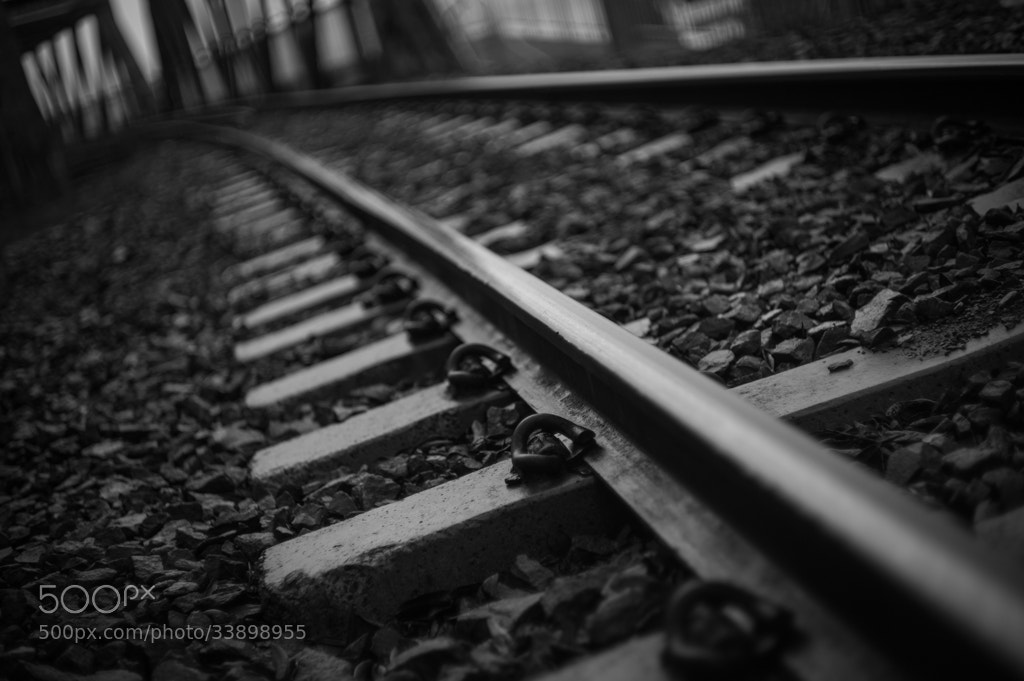 Photograph Off the Rails by Jason Howe on 500px