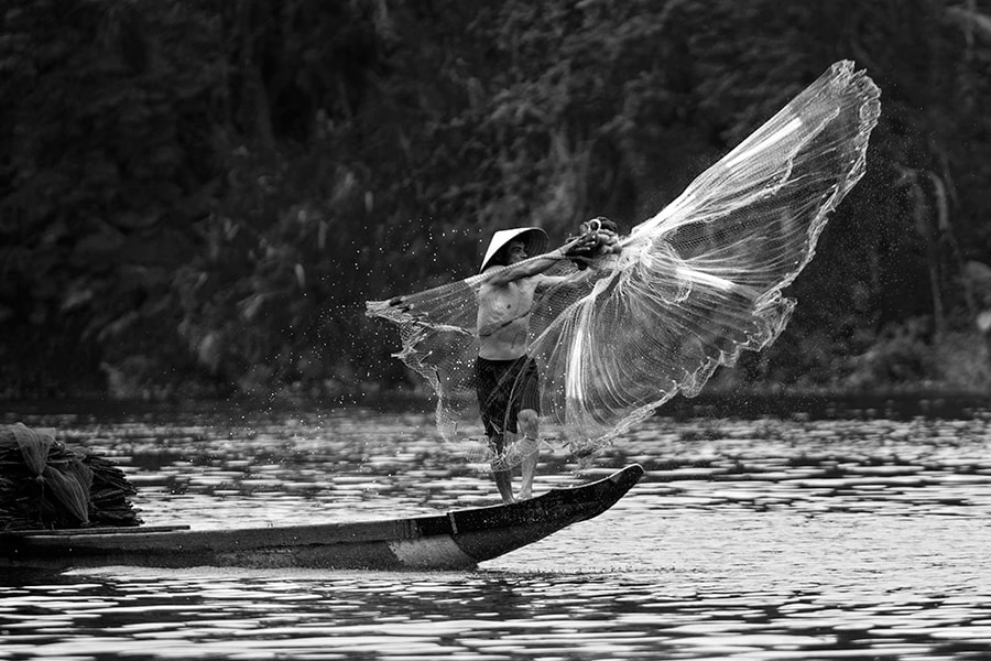 Photograph River dance by Hai Thinh on 500px
