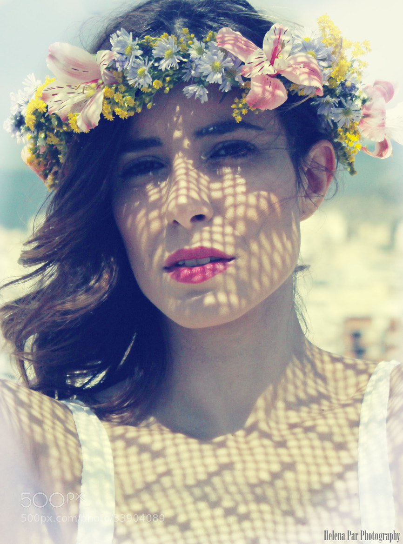 Photograph like a flower by Helena Paraskeva on 500px
