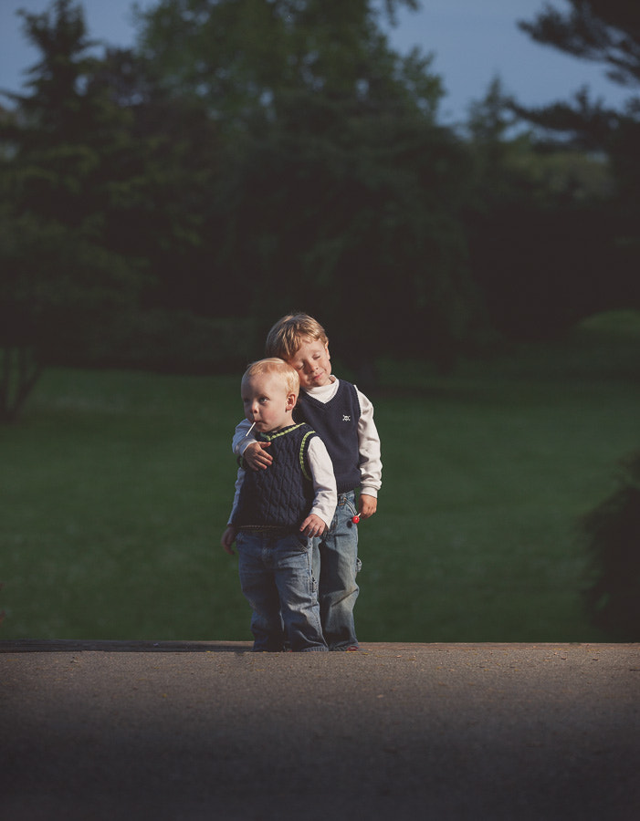 Photograph Brothers by Nathan Adams on 500px