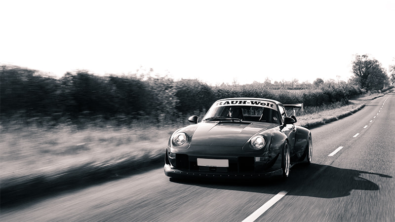 Photograph RWB Number One by Paddy McGrath on 500px