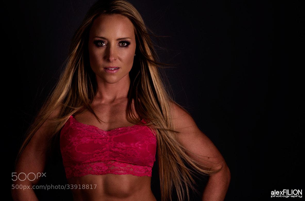 Photograph Jessica by Alex Filion on 500px