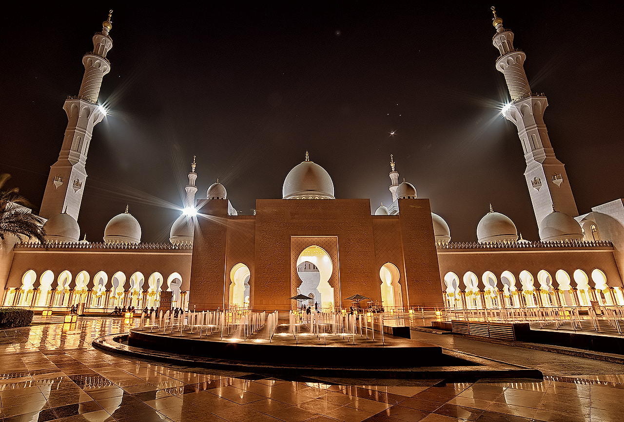 Photograph Sheikh Zayed Mosque by Todor Rusinov on 500px