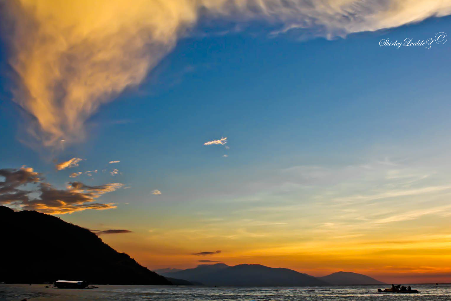 Photograph Chasing Sunset by shirleybelles  on 500px