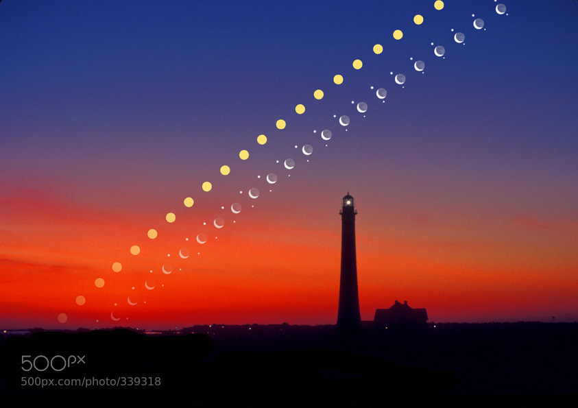 Photograph The Ecliptic by Larry Landolfi on 500px