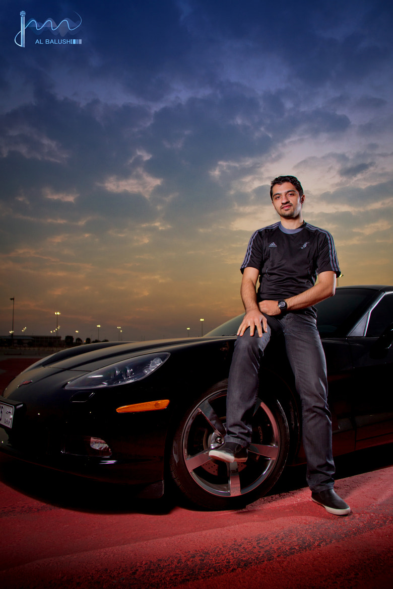 Photograph corvette owner by Jaan Al Balushi on 500px