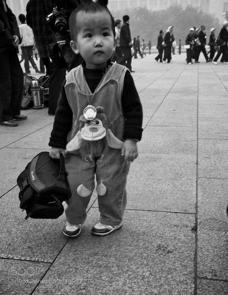 Photograph SONY-Boy by Rolf Meier on 500px