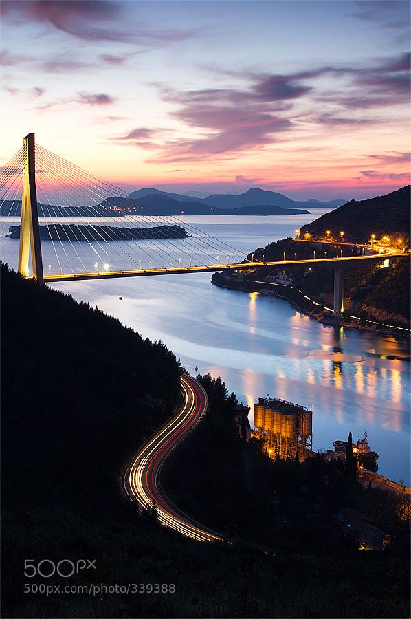 Photograph Dubrovnik bridge by Boris Basic on 500px
