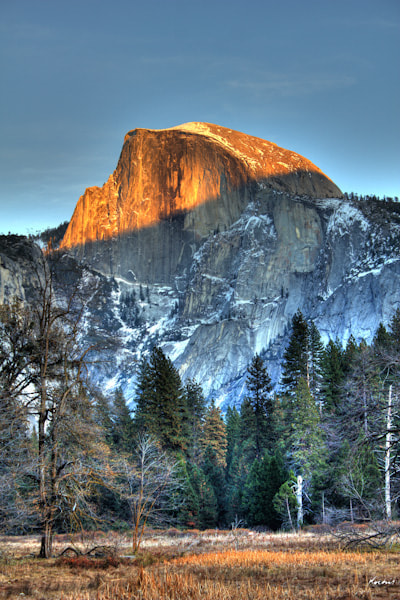 Photograph Half Dome by Randy Kochis on 500px