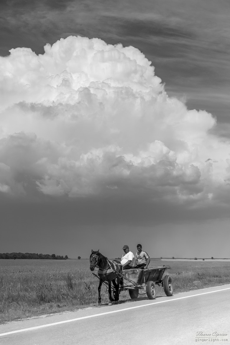 Photograph Storm upon peasants by Floarea Ciprian on 500px