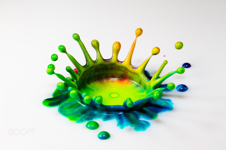 Photograph Color Xplosion by François Dorothé on 500px