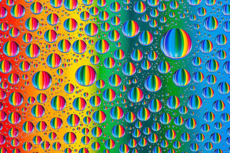 Photograph Color Rain by François Dorothé on 500px