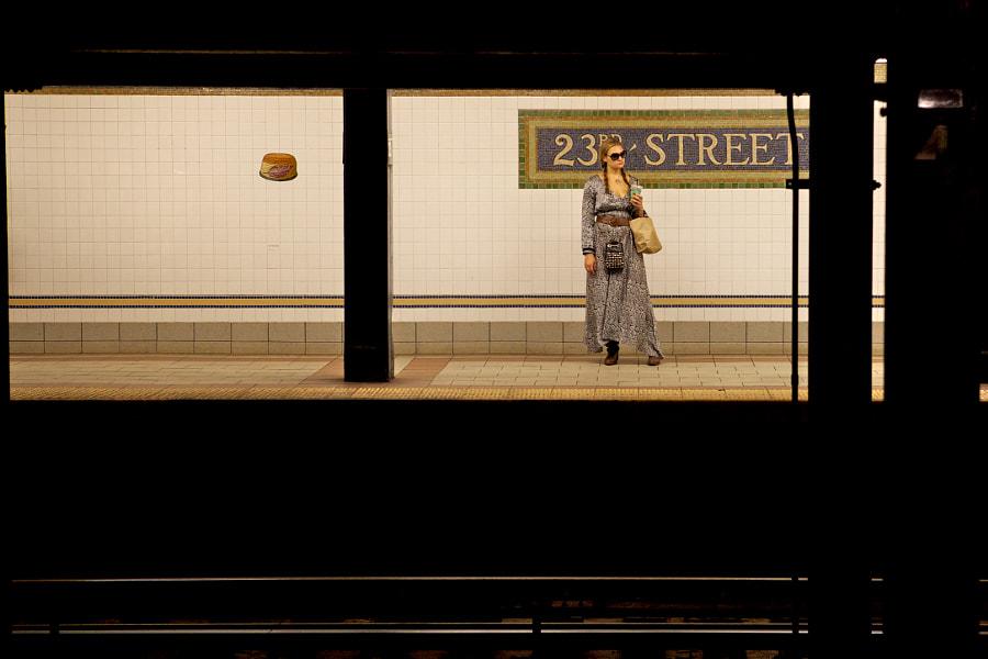 23rd Street Platform
