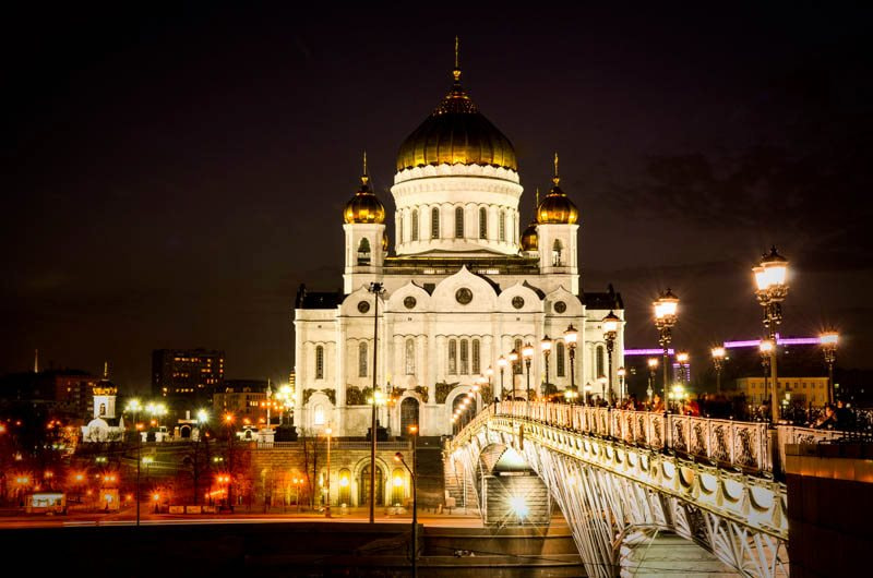 Photograph Christ the Saviour by night by Norbert Weiss on 500px