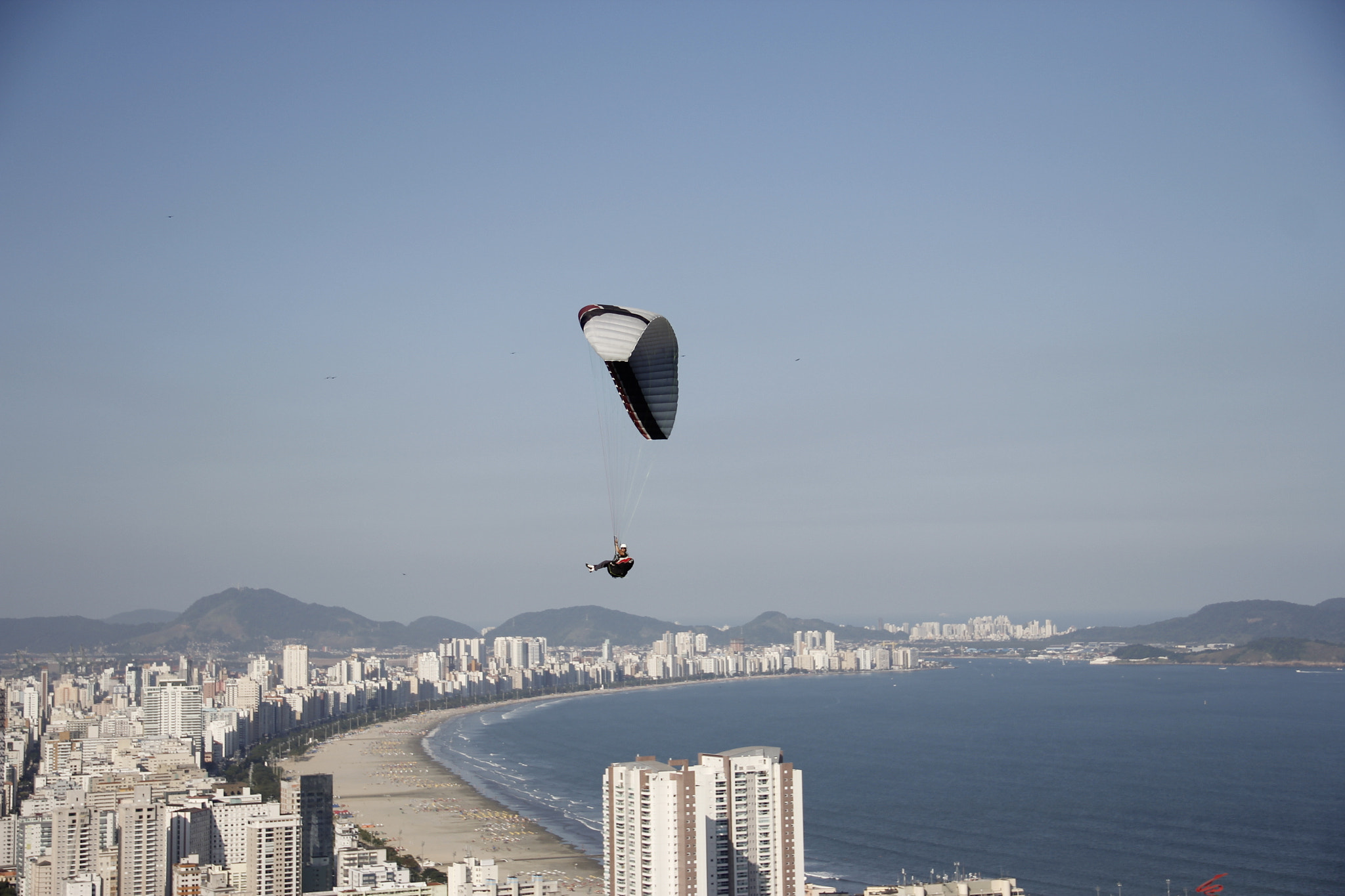 Photograph Paraglider by Daniel Antunes on 500px
