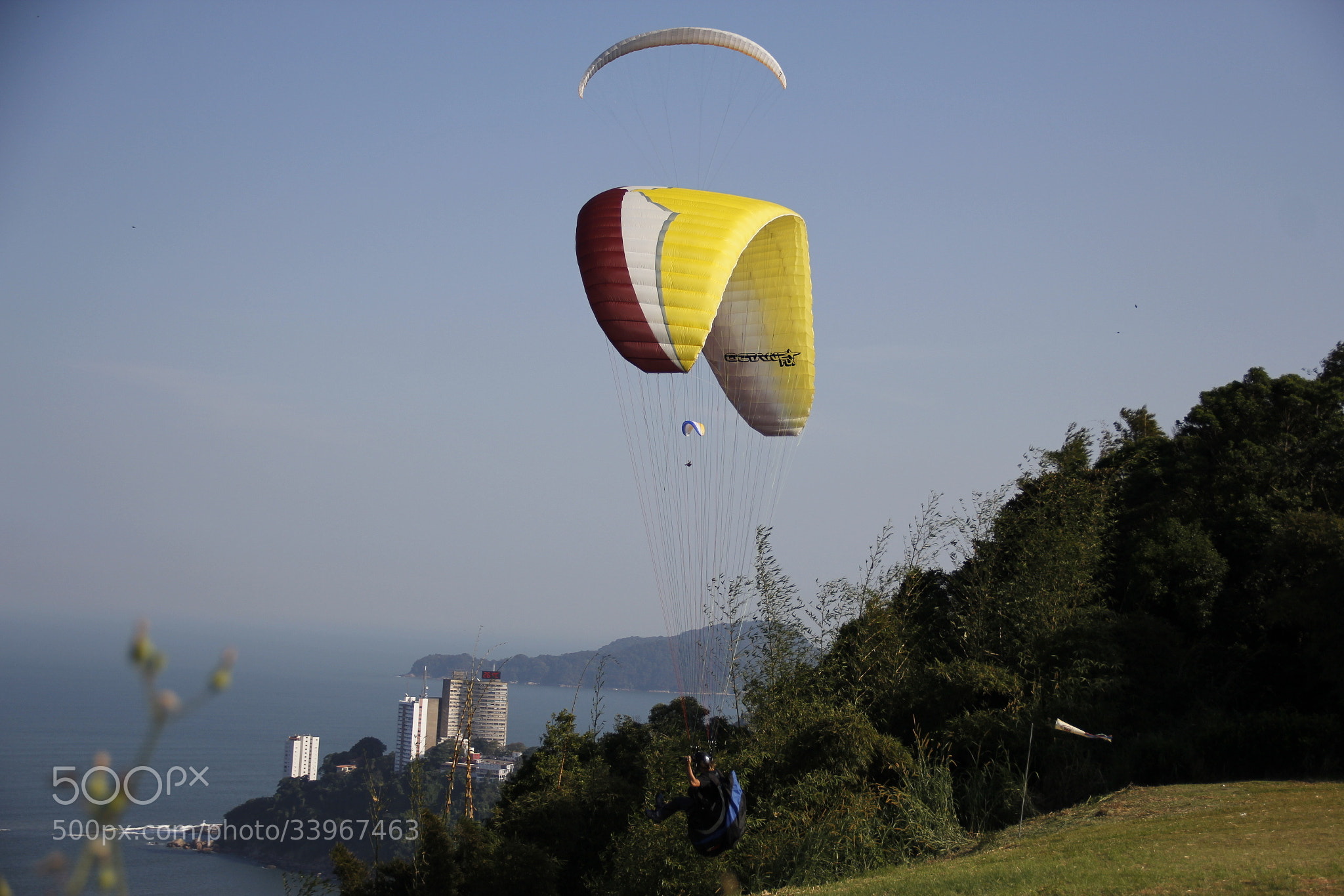 Photograph glider in santos  by Daniel Antunes on 500px