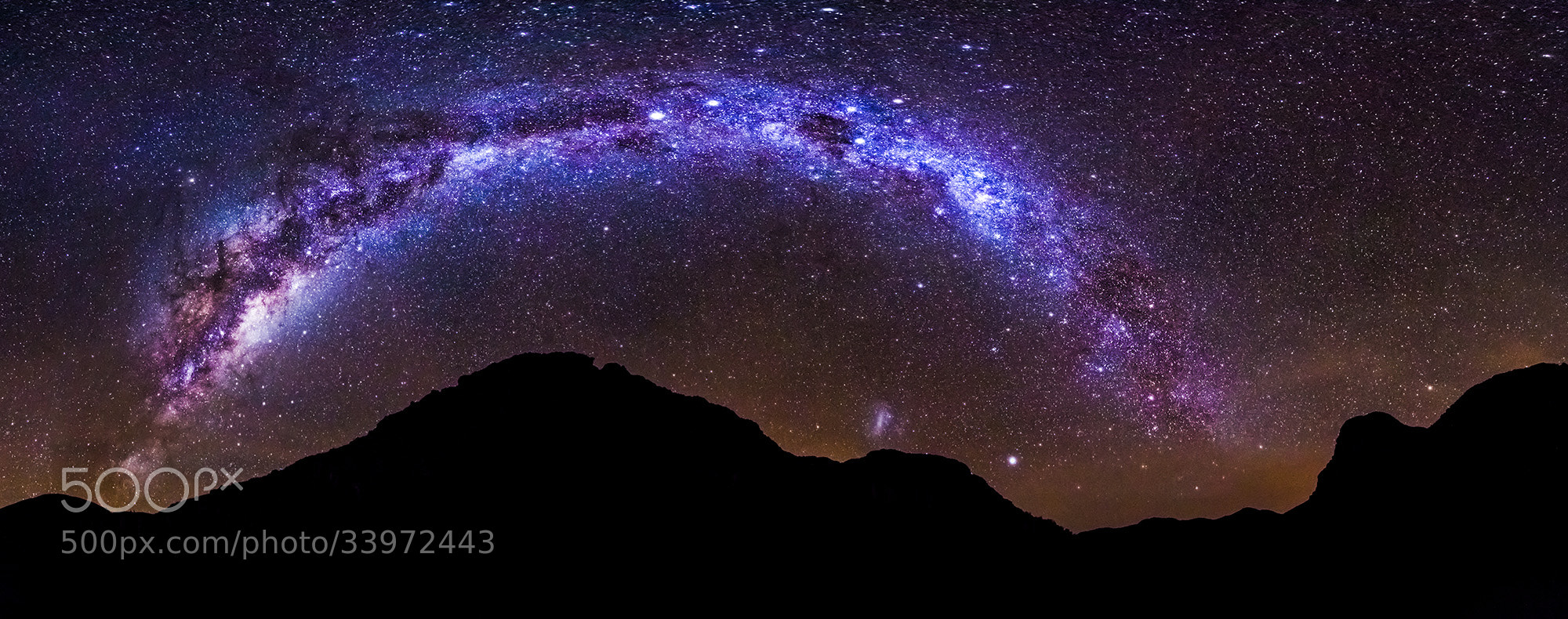 Photograph Milky Way Rising by Jeremias Thomas on 500px