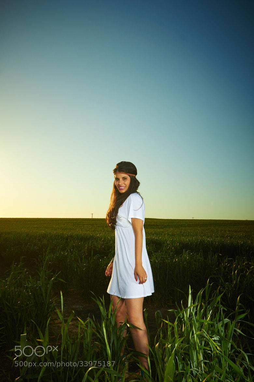 Photograph Mariana by Carlos Landa on 500px