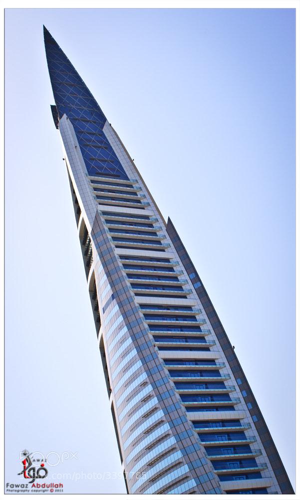 Photograph Bahrain World Trade Center  by  Abdullah on 500px