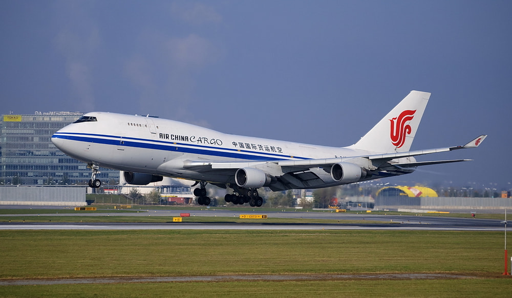 Photograph  Boeing 747 - Air China Cargo by Adrian Kraszewski on 500px