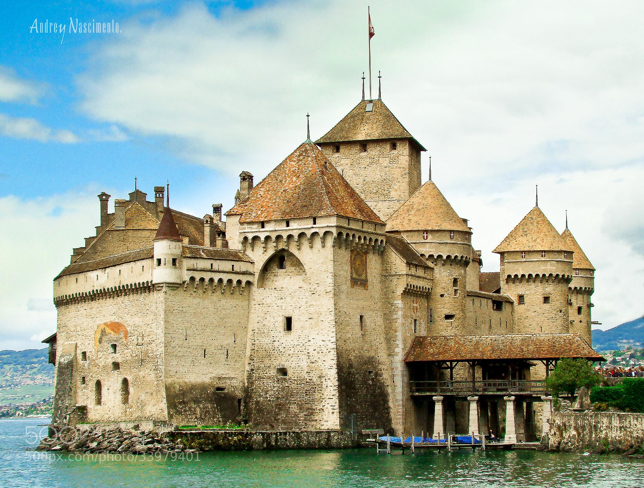 Photograph Chateau de Chillon by Andrey Nascimento on 500px