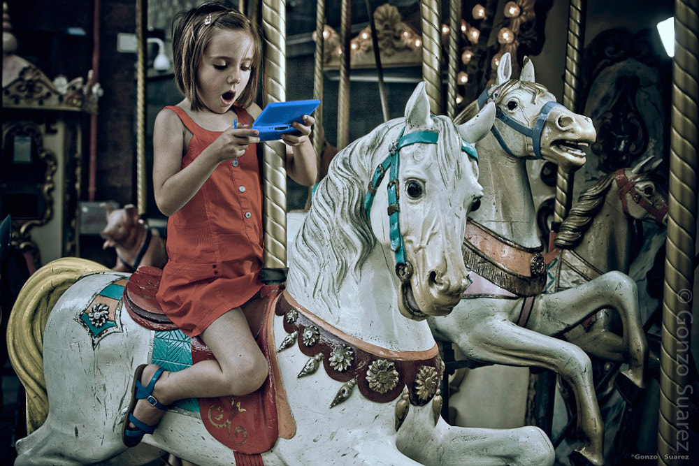 Photograph Games of life by Gonzo Suárez on 500px