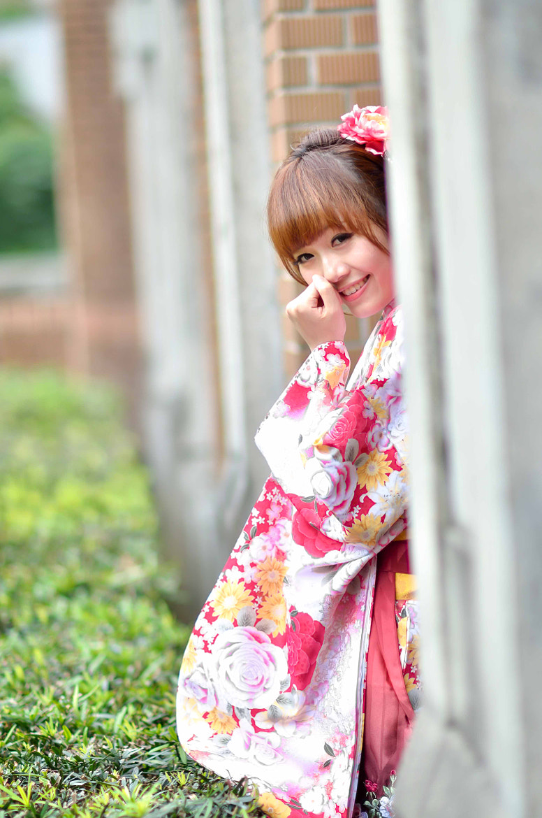 Photograph Mio(2) ~ I'll V/F all the Dislikers ^_^(以德報怨) by 敬昕 涂 on 500px