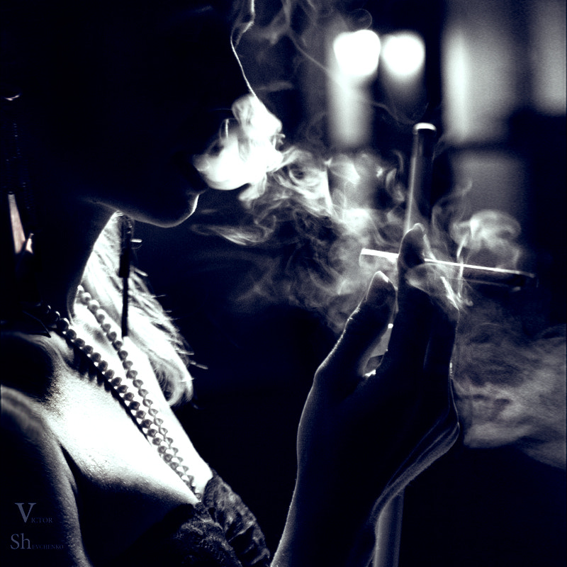 "Photograph ""Smoke in billiard room"" by Victor Shevchenko on 500px"