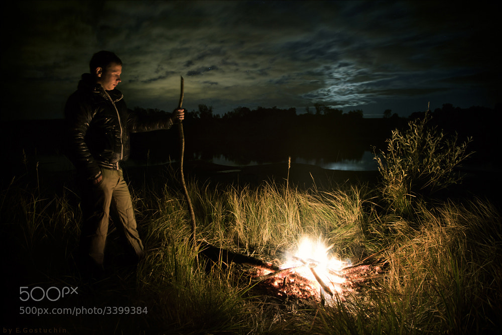 Photograph My friend - the magician. Thoughts. by Evgeniy Gostuhin on 500px