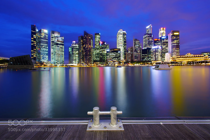 Photograph Anchored by WK Cheoh on 500px