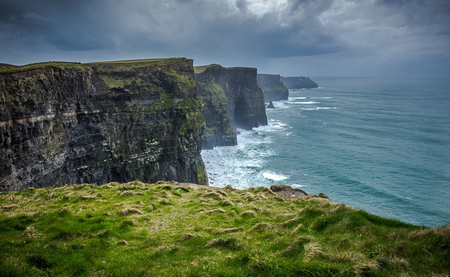 Photograph Cliffs of Moher by Colin Wojno on 500px
