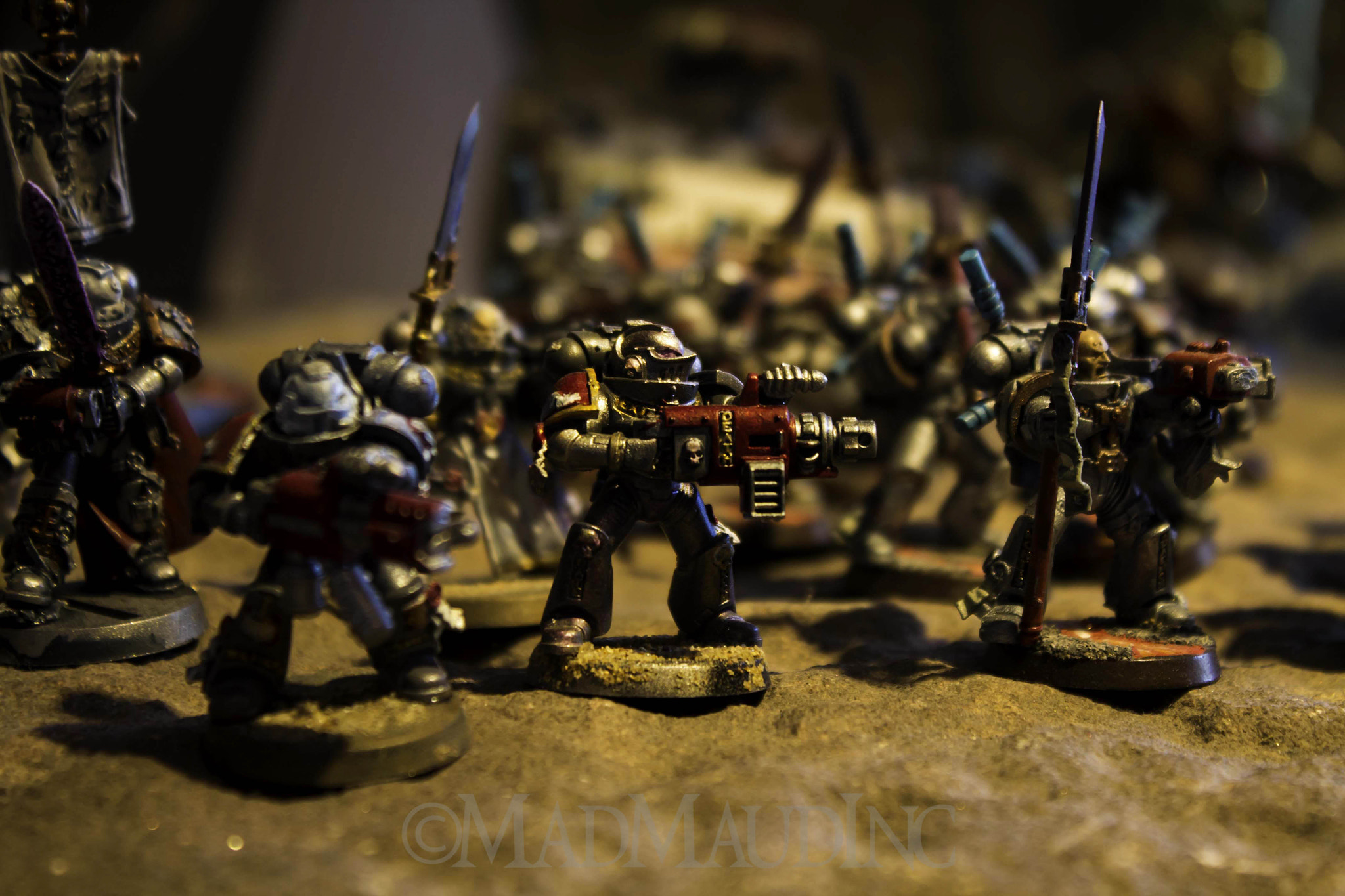 Photograph Painted Marines by Martin Delaney on 500px