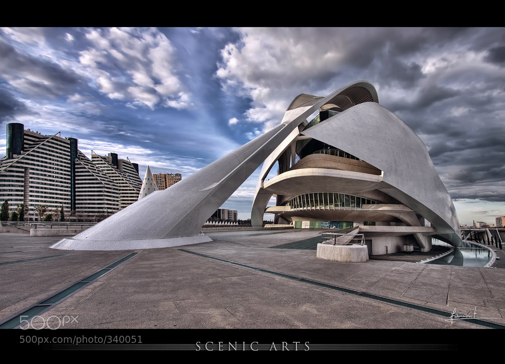 Photograph Scenic Arts  by Luis Tamarit  ( Wisonet ) on 500px
