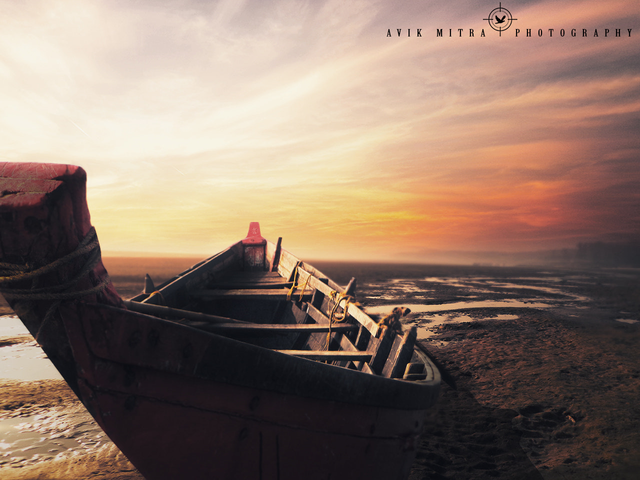 Photograph Boat art by Avik Mitra on 500px