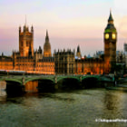 Постер, плакат: London Parliament v2 0