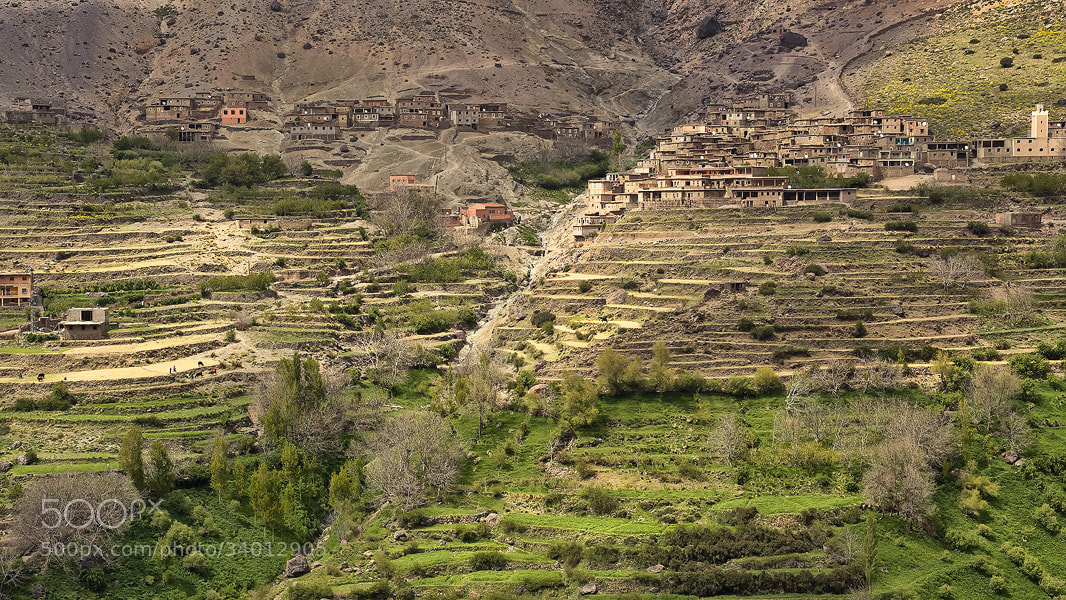 Photograph Terraces by Sandra Löber on 500px